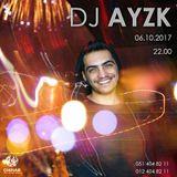 ayzk rovshan @ Chinar Baku  ( guest dj )