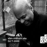 Soundwall Podcast #347: Alan Oldham aka DJ T-1000