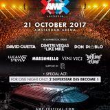 Armin van Buuren b2b Hardwell  -  Live At AMF, Amsterdam Arena (ADE 2017)  - 21-Oct-2017