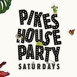 Pikes House Party Mix 002 - Waze & Odyssey