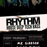 Rhythm - Tradesman b2b Gibbo Preview Mix September 2013