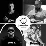 jovani@club radio show # 396 (Jovani|Morkus|Driule XL|Deividas Bagdanov) (2015 11 14)