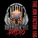 Hard Rock Hell Radio - The Jon Factor 156 - February 2017