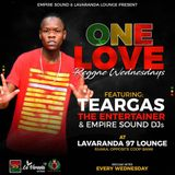 ONE LOVE WEDNESDAYZ @ LAVARANDA LOUNGE, RUAKA-TEARGAS LIVE MIX 2018