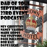 Dab of Soul @ Crown Hotel September 23rd Event D'J Choices Podcast