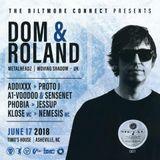 A1-Voodoo & SenseNet Live @ BMC Presents: Dom & Roland - 06-17-2018