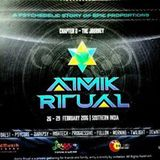 Tali Baba DJ Set - Atmik Ritual Feb 2016 KodaiKanal