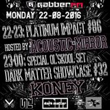 The Antemyst - Platinum Impact 86 (Gabber.fm) 22-08-2016