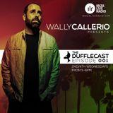 Dufflecast 001 - Wally Callerio - Ibiza Live Radio