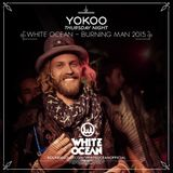 YokoO - White Ocean - Burning Man 2015
