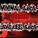Marcel Minimal a.k.a. Sancho B2B Steve Flawless a.k.a. Pancho - Cuebase.fm Bassinjection 22th 2014
