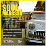 DJ Kemit presents Soul Makossa November 2015 Promo Mix