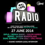 ONELOVE Radio – 27 June + Duane Harden Interview