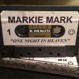 """Markie Mark - """"One Night of Heaven"""" Stompy Frisco Sounds Live on September 3rd 1995 Side A & B"""