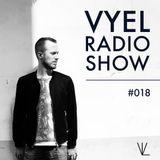 Vyel Radio Show #018 - Dance, House & Progressive House DJ Mix