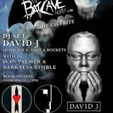 DJ Ivan Palmer Live DJ set at Batcave North V.15