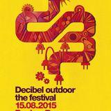 Brennan Heart@ Decibel Outdoor 2015