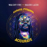 WALSHY FIRE FROM MAJOR LAZER PRESENTS - KABAKA PYRAMID - ACCURATE