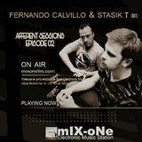 Fernando Calvillo & Stasik T @ MixOne FM -Afferent Sessions Ep 02- (April 5th, 2017)