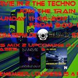 DJ Arvie In 2 The Techno Zone Cuebasefm Black Stream 11-06 and 16-06-2017