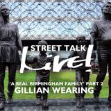 Street Talk Live! - Gillian Wearing 'A Real Birmingham Family' Part 2 - Live! Arts Radio Birmingham