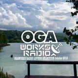 OGAWORKS RADIO LOVERS SELECTION OCTOBER 2019