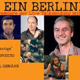 """""""Ich bin ein Berliner""""-  Radiobühnenshow am 2.06.2017  auf der multicult Plaza"""