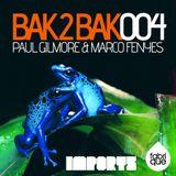 Bak2Bak 004 with Paul Gilmore
