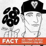 Peanut Butter Wolf's 24-Hour Valentine's Day Mix (Part 7)