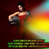 Cors Disco en Soulshow van 23 oktober 2016