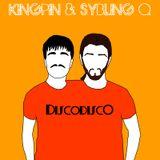 Kingpin and SyblingQ present: DiscoDisco