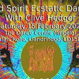 Through the Storm. Wild Spirit Ecstatic Dance. Llandrindod 15 February 2020. Clive Hedger