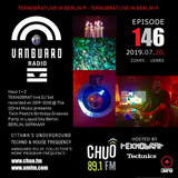 TEKNOBRAT on Episode 146 of Vanguard Pulse Radio on CHUO 89.1 FM + CJUM 101.5 FM 2019-07-20th
