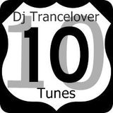 DJ Trancelover Ten Tunes 10