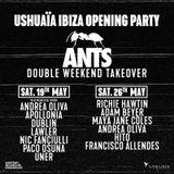 Adam Beyer drumcode 411- live set from  Ushuaia Ibiza 2018