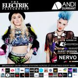 Electrik Playground 11/11/17 inc. NERVO Guest Session