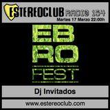 Minimix para Estereoclub Radio especial Djs EBROFEST