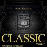 DJ TLM & DJ MANIE - CLASSIC Volume 1