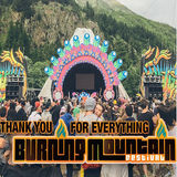 DJ Natron ( Solar-Tech Records ) Burning Mountain Festival 2015