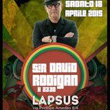 David RamJam Rodigan // Torino.