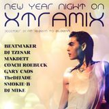 TheDjJade - New Year Night on Xtramix Radio Show (31.12.2011)