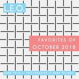 FAVORITES OF OCTOBER 2018