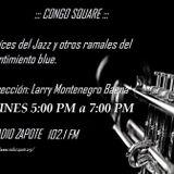 Congo Square: primer programa de la nueva temporada.