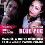 Blue Yue - Guest Mix Radio Energia - Residente Daniel Malagoli 20-03-2015