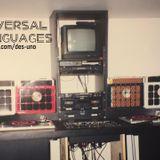 Universal Languages (#356)