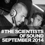 THE SCIENTISTS OF SOUND SEPTEMBER 2014