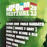 NFP007 Paolo Barbato @ Nuform Festival 2012 02.11.12