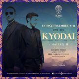 Kyodai - LIVE at Ichu, Hong Kong (Dec 7th)