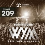 Cosmic Gate - Wake Your Mind Episode 209