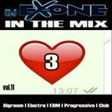 BiG ExPERIENCE vol.11 called HERZFEUERWERK 3 mixed by DJ Ex-ONE!